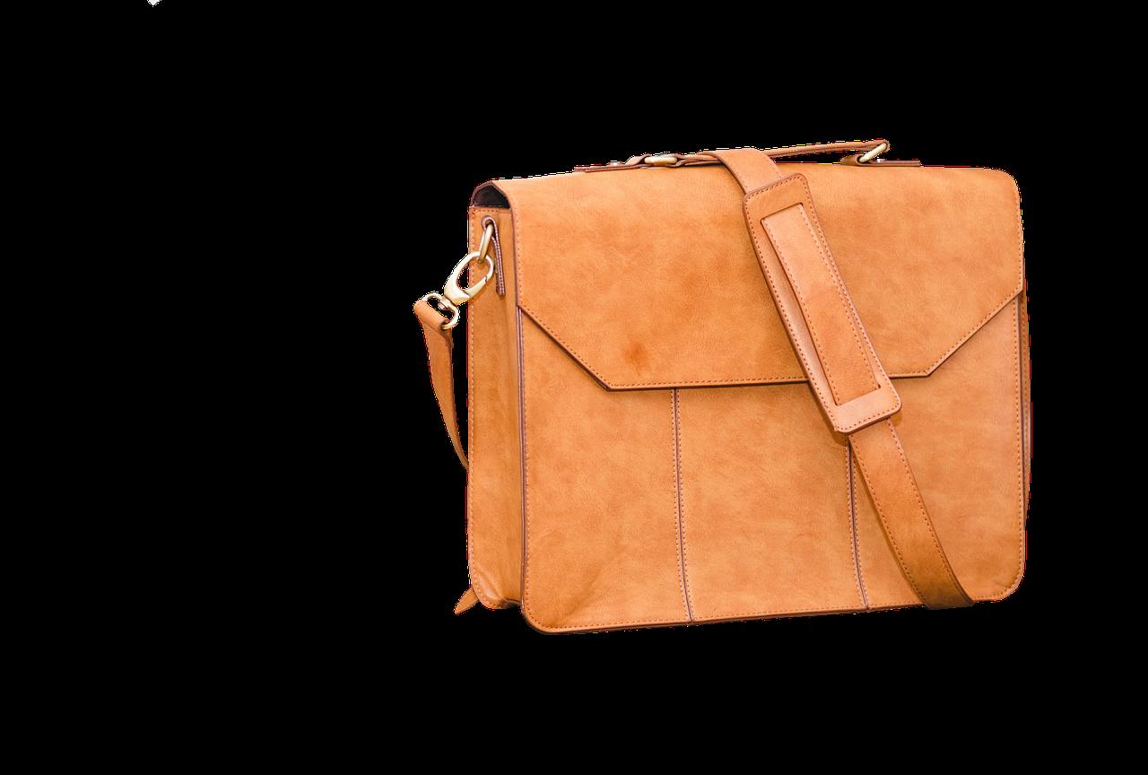 modna skórzana torebka